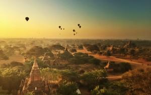 【茵莱湖图片】我的缅甸账单,11天缅甸境内花2000多元,等你来比较。
