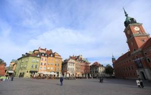 【波兰图片】转机华沙老城半日游~华沙城堡广场 老城集市广场