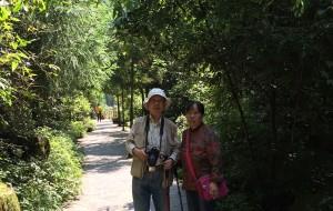 【大足图片】带着父母去旅行(一),2016重庆武隆世界自然物质文化遗产