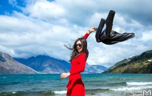 【凯库拉图片】新西兰南岛12日3000km环岛自驾——不是蜜月的honeymoon&带着婚纱去旅行