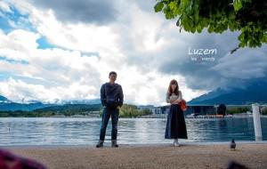 【法兰克福图片】2016婚假去哪儿-朱政委李先生意瑞法21日蜜月行记