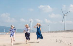 【平潭图片】有翅膀的女孩们- 平潭看海两三日