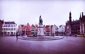 【布鲁日图片】只有两个颜色的城市:古城布鲁日之旅