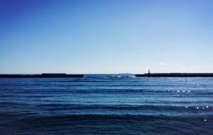 【热海市图片】热海&江之岛——大自然对蓝色的诠释  201510月夏天的尾巴