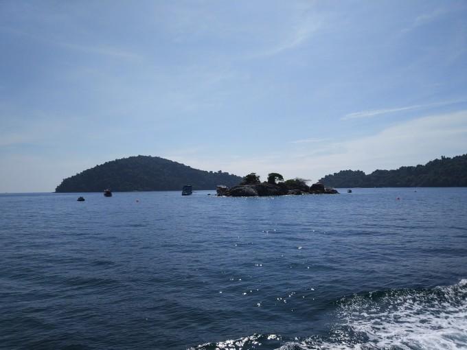 周年纪念游——世外桃源象岛