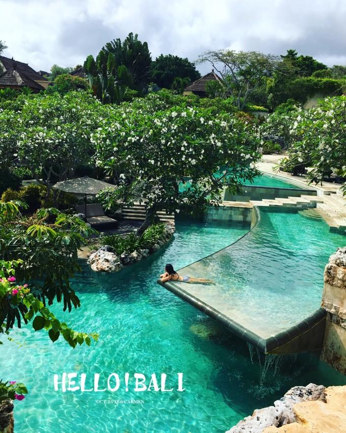 巴厘岛阿雅娜金巴兰森林酒店