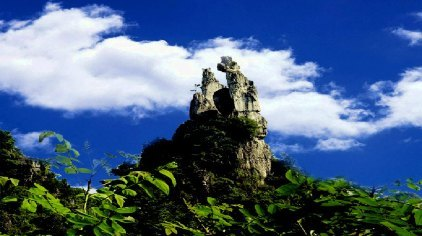 兴文石海世界地质公园,国家级风景名胜区,位于四川省宜宾市兴文县,东