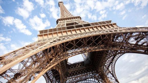 巴黎埃菲尔铁塔门票(登顶+优先入场)