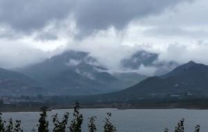 【临沂图片】山在云里,我在雾中                   沂蒙山天蒙景区