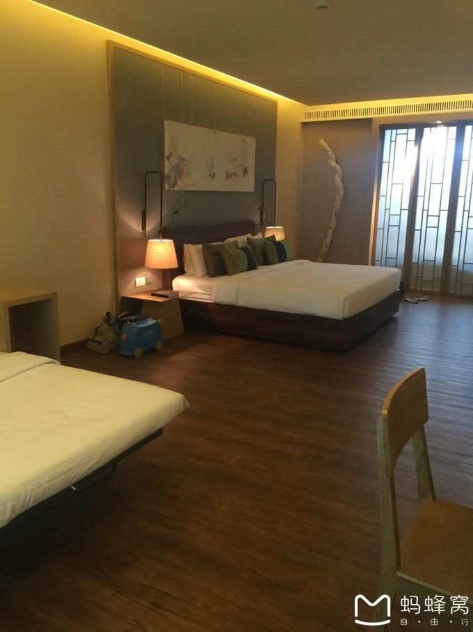 苏梅岛查汶丽晶海滩度假酒店(chaweng regent beach resort)