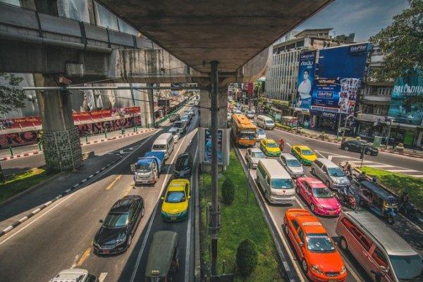先是合肥往返曼谷的{航班}