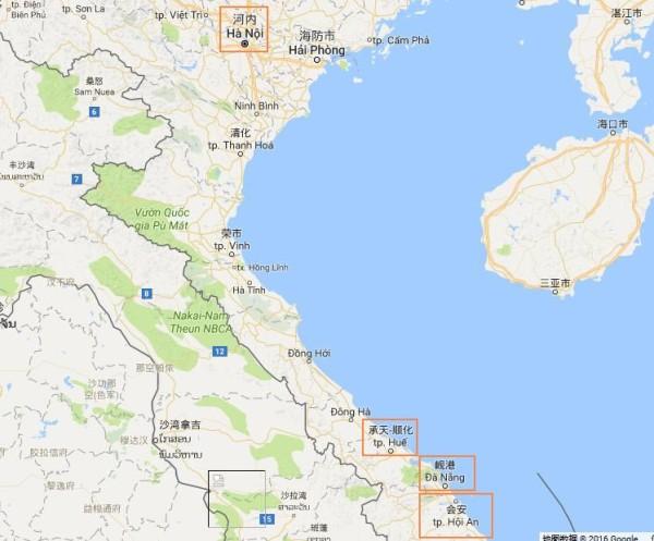 北海以南——越南自由行(20天游记&攻略 河内 海防 岘港 会安 芽庄 大
