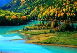 九月相约【新疆喀纳斯】轻徒步月亮湾卧龙湾