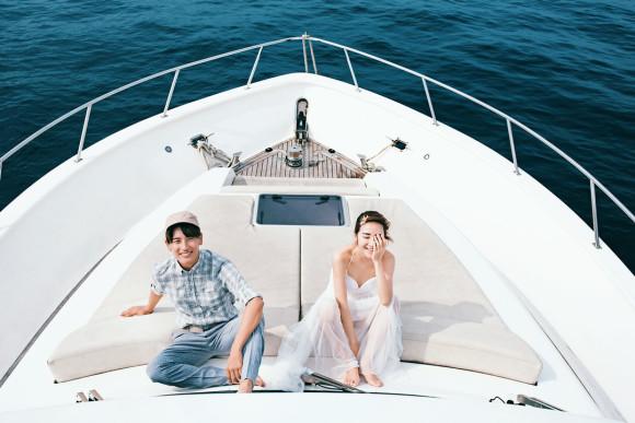 克洛伊全球旅拍【海南-分界洲岛站特惠9000元】