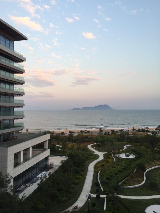 休闲度假好去处~青岛西海岸隆和艾美度假酒店
