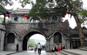 【奉化图片】蒋介石故居----奉化溪口镇