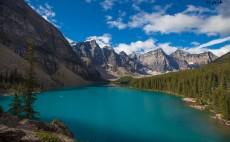 加拿大落基山国家公园群 宝藏纪念