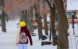 【立陶宛图片】在冬日,带着有趣的伙伴,一起去立陶宛看大雪纷飞