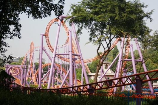 【深圳出发】长隆欢乐世界/野生动物园(二选一)一天直通车