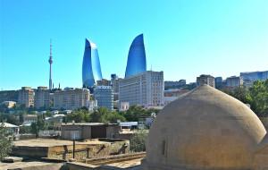 【阿塞拜疆图片】探秘高加索之巴库:一半是海水,一半是火焰(二)