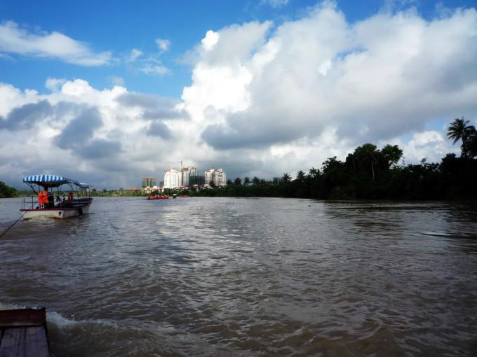 万泉河风景名胜区