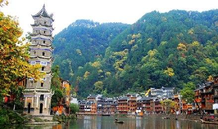 【张家界出发】张家界国家森林公园+天门山+凤凰古城