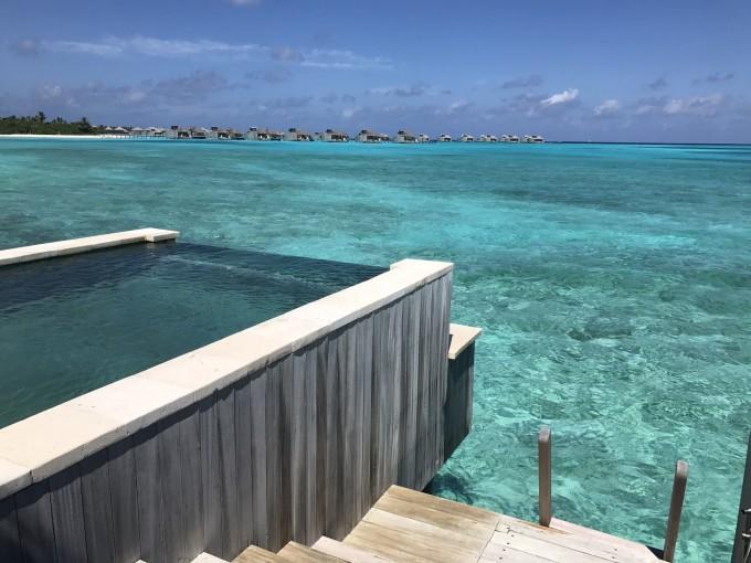 马尔代夫 第六感 双鱼岛 8天7夜 自助行 【最全 高清美图】更新中 -第