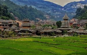 【肇兴图片】肇兴侗寨 ----- 那风土人情、那唯美建筑、那天籁之音