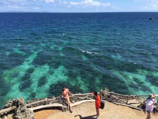 菲律宾 长滩岛 潜水浮潜水晶岛跳岛游 自由行/ 赠岛主