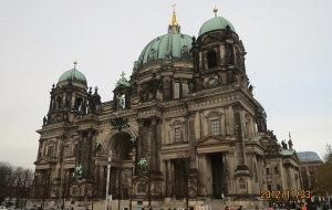 【波茨坦图片】自驾游世界之德国宝马-奔驰-大众汽车总部游(2012年11月)(3)