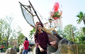 【上海迪士尼度假区图片】上海迪士尼,寻找最美的童话城堡【附最酷炫的烟花秀视频】