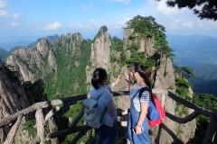 2016-07-22 三日全程徒步秀美黄山