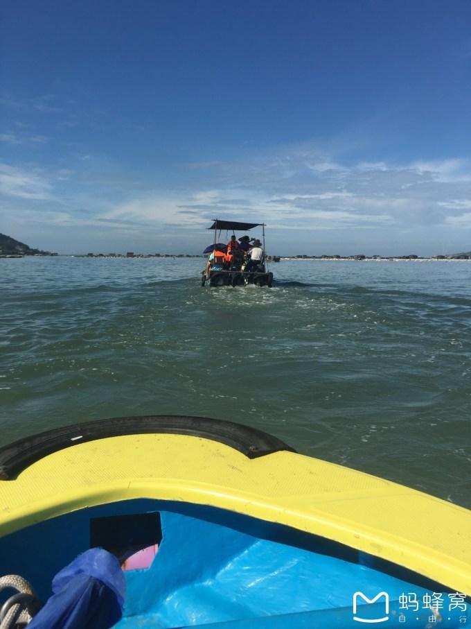 海岛体验游 -- 福建东山岛游记