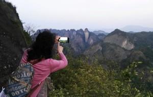 【娄底图片】湖南峎山一一紫鹊界