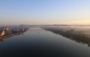 【朝鲜图片】安宁哈西米嘎!北朝鲜 ——赴朝旅行实记