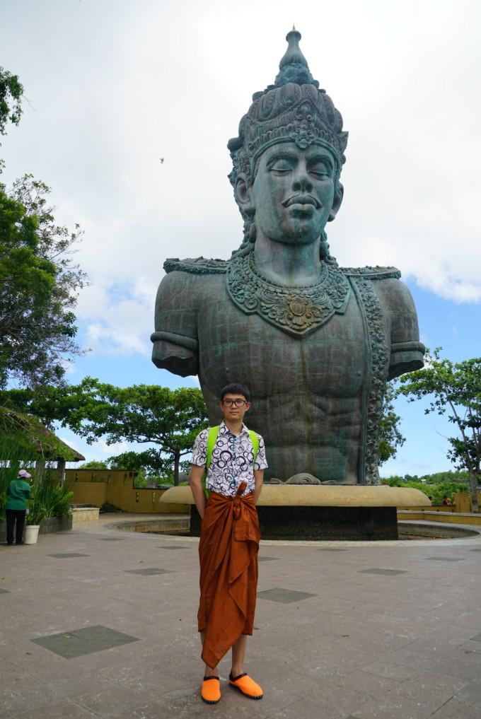 在巴厘岛,感受蔚蓝