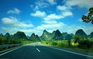 【靖西图片】广西的边陲小镇---靖西三日游