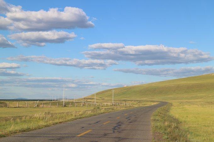 内蒙古自驾游线路