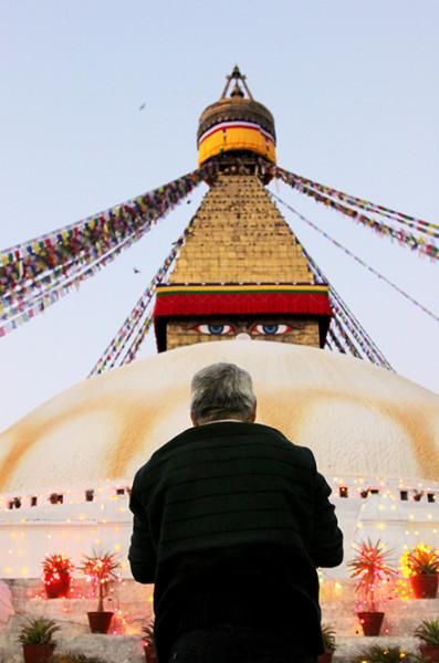 尼泊尔,写进生命