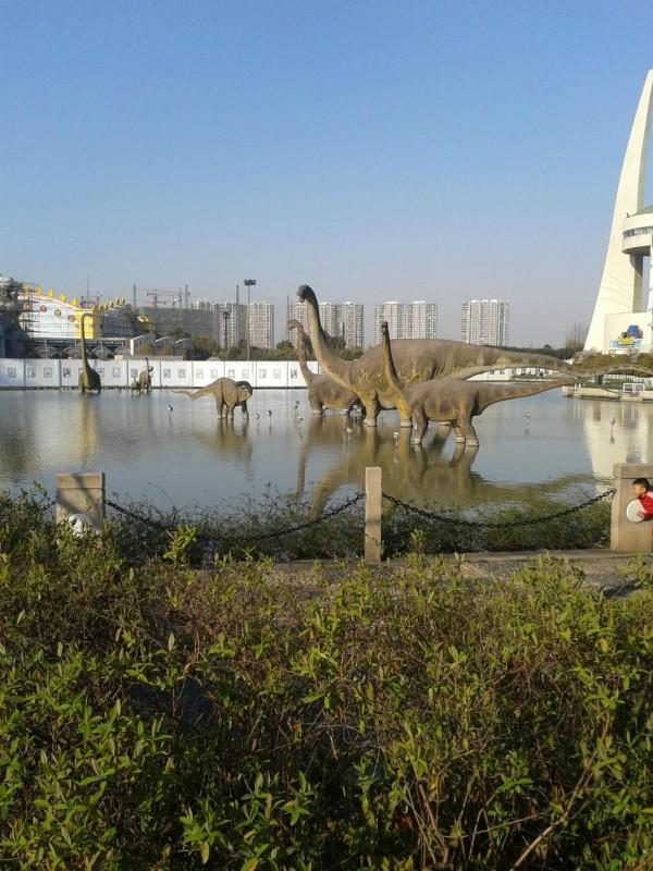 常州恐龙园亲子一日游