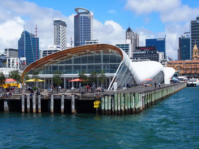 大洋洲 新西兰 奥克兰市 - 西部落叶 - 《西部落叶》· 余文博客