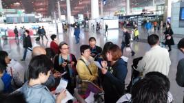 北京T3 由于第一次去美国 选择了跟团